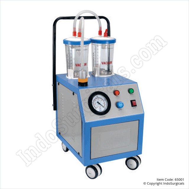 Suction Unit - MS (100 Ltrs./Min) Supplier
