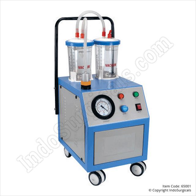 Suction Unit - MS (100 Ltrs./Min) Manufacturer, Supplier & Exporter