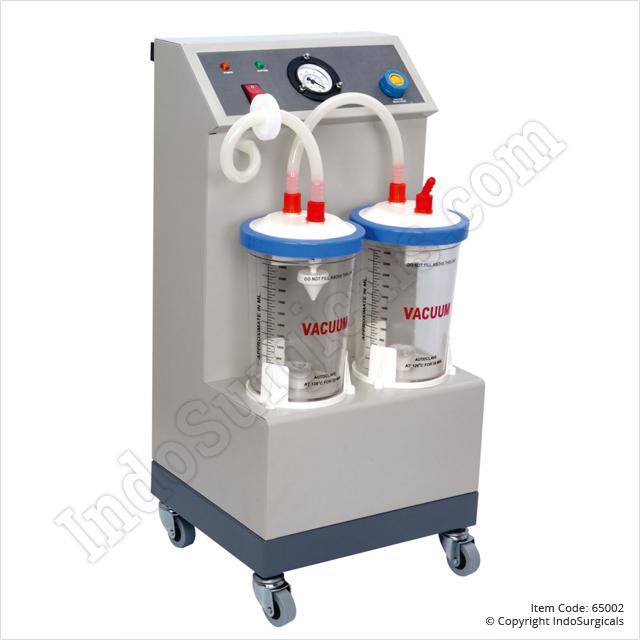 Suction Unit (60 Ltrs./min) Manufacturer, Supplier & Exporter