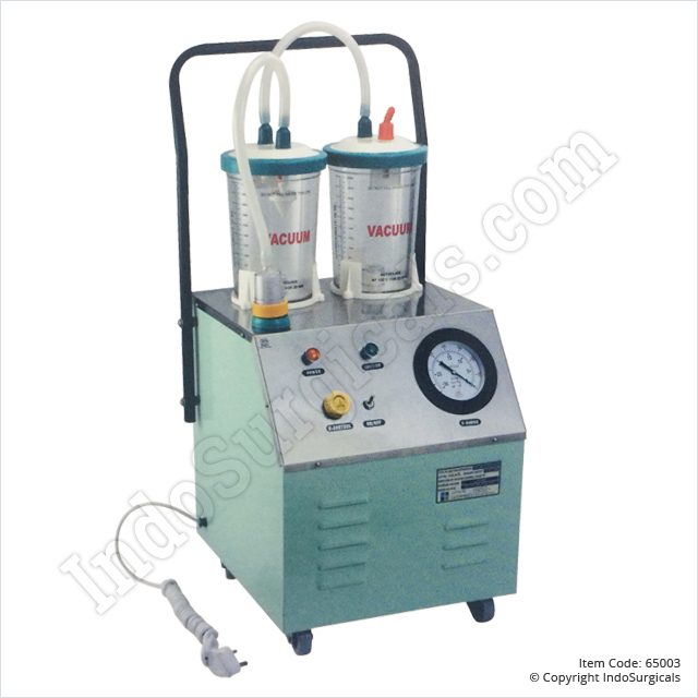 Suction Unit - MS (40 Ltrs./Min) Supplier