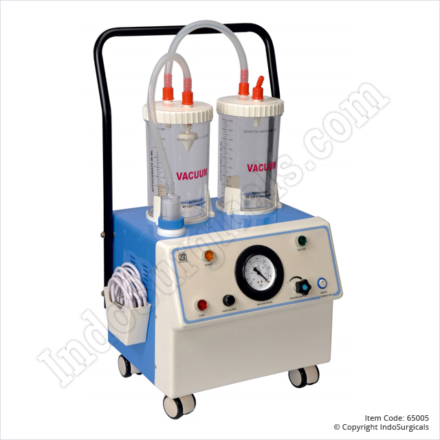 Suction Unit - ABS (35 Ltrs./Min) Supplier