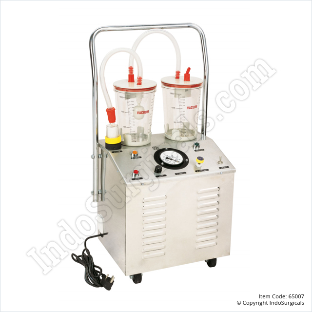 Suction Unit - SS (35 Ltrs./Min) Supplier