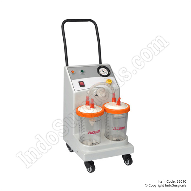 Suction Unit - ABS (30 Ltrs./Min) Manufacturer, Supplier & Exporter
