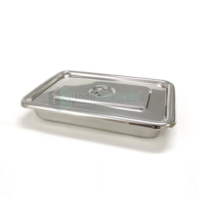 Instrument Tray (Stainless Steel)