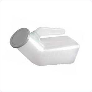 Urinal for Female (Plastic) Manufacturer, Supplier & Exporter