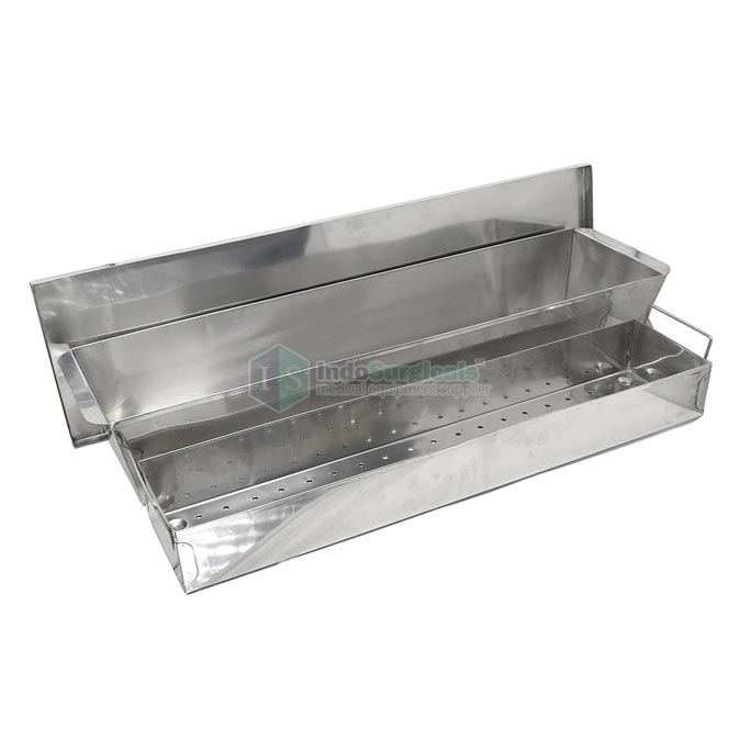 Cidex Tray with Cover Manufacturer