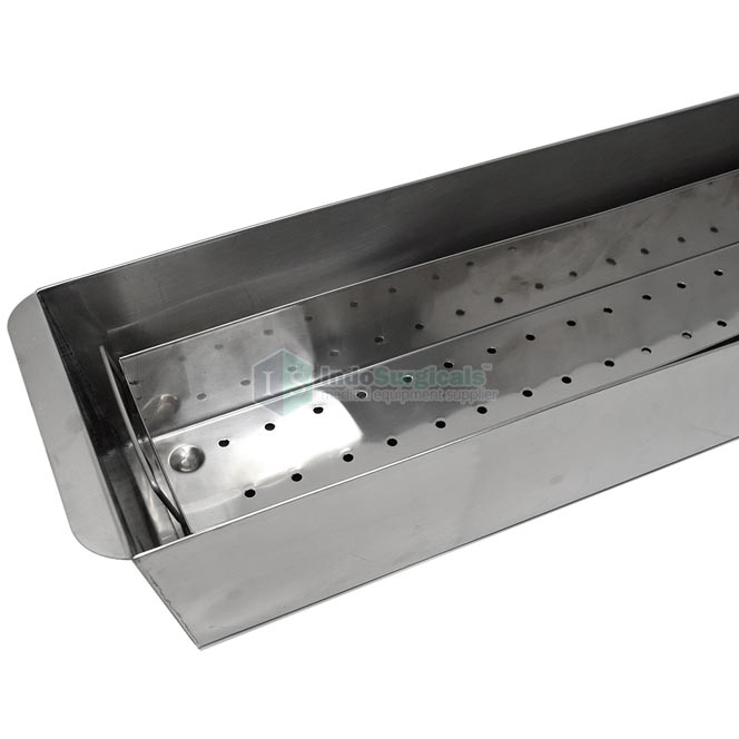 Cidex Tray with Cover Exporter