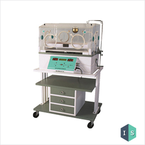 Infant Incubator Double Wall Canopy with Drawers Supplier