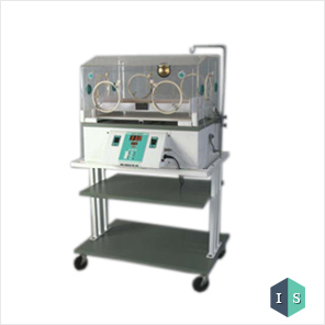 Infant Incubator Single Wall Canopy without Drawers