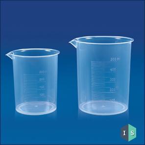 Beaker, Polypropylene (PP)