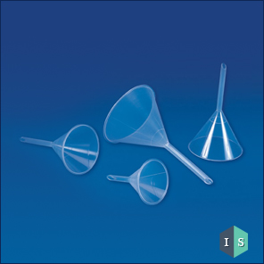 Funnels - Long Stem, Polypropylene (PP) Manufacturer, Supplier & Exporter