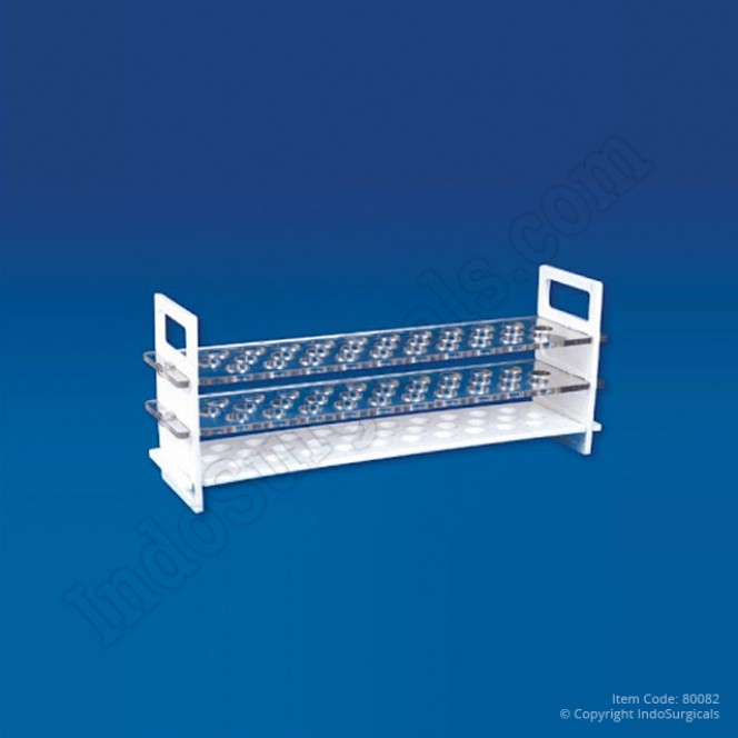 Test Tube Stand (3-Tier) Polycarbonate Supplier