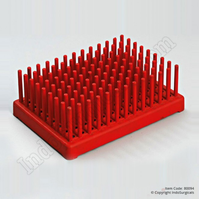Test Tube Peg Rack Manufacturer, Supplier & Exporter