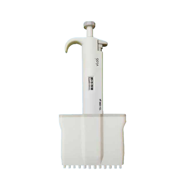Micropipette 12 Channel Manufacturer, Supplier & Exporter