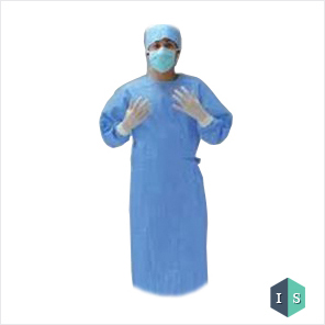 Disposable Surgeon Gown (Non Woven) Manufacturer, Supplier & Exporter