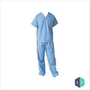 Disposable Scrub Suit (Non Woven)