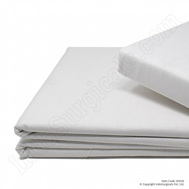 Cotton Hospital Bed Sheet