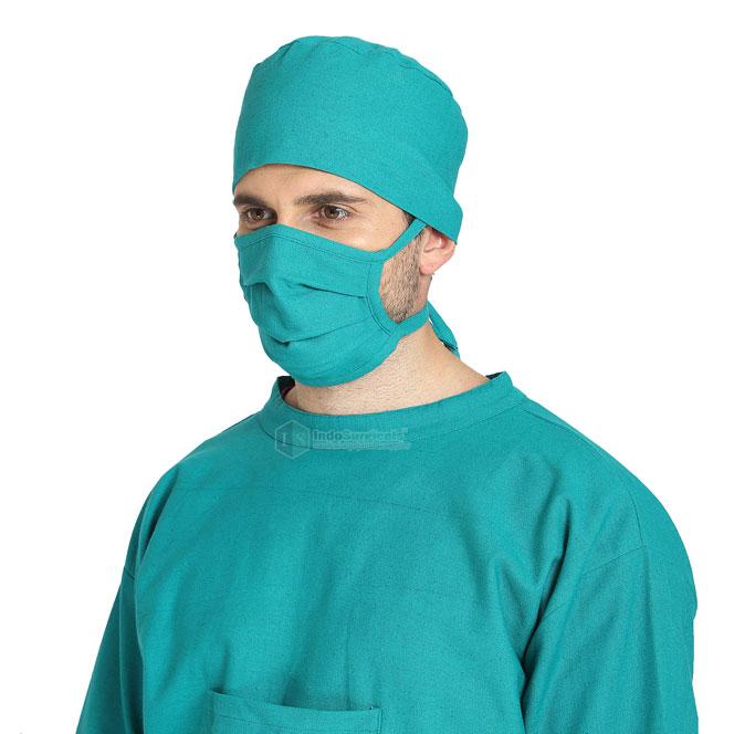 Reusable Surgeon Gown Set (Cotton)