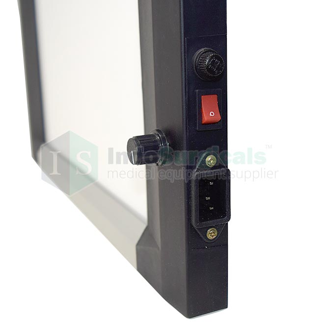 Slim LED X Ray View Box (25mm Thickness) With Dimmer & Sensor Supplier