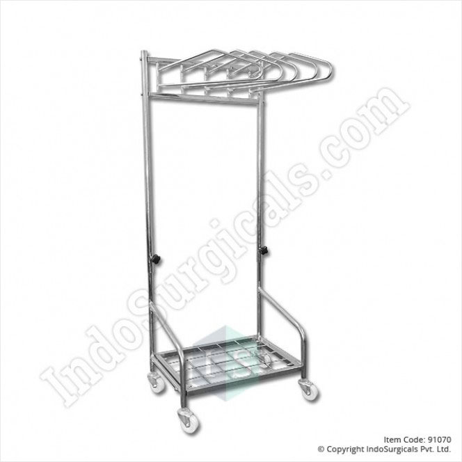 Lead Apron Trolley Manufacturer, Supplier & Exporter