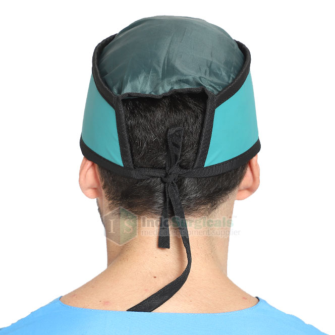 X-Ray Lead Cap (BARC Approved)