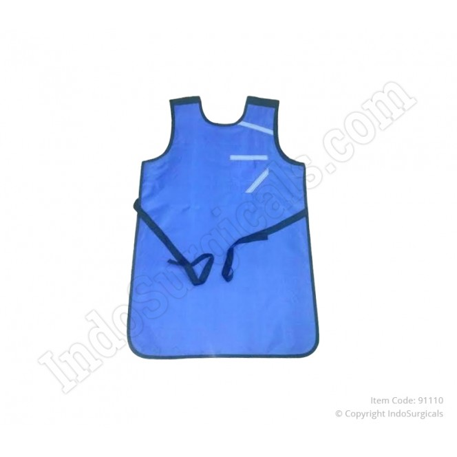 Lead Apron (Strap Type), BARC Certified