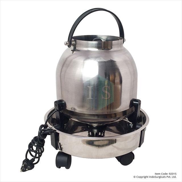 Aerosol Disinfector Fumigator, Stainless Steel