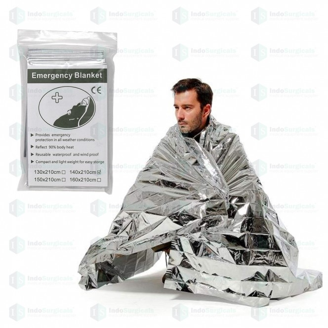 Emergency Foil Blanket