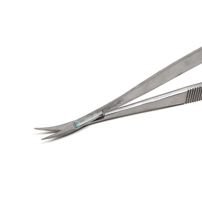 Micro Spring Scissor, Curved Exporter
