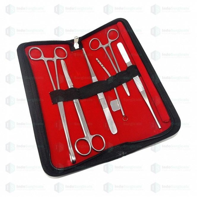 Gynecology Instruments Set Supplier