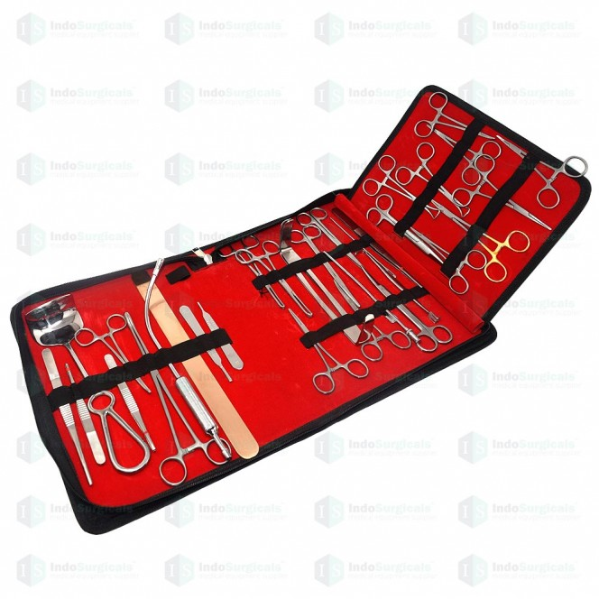 Minor Surgery Set Supplier
