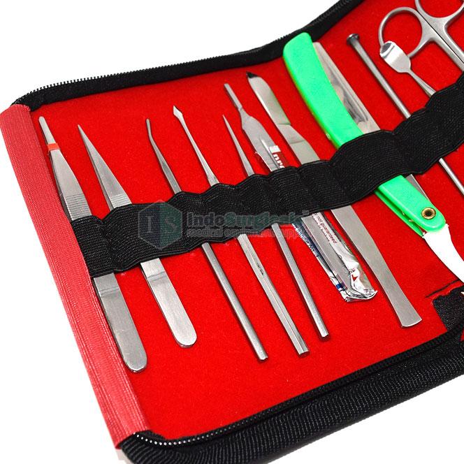Dissecting Instruments Set (Set of 13 Pcs.) Manufacturer