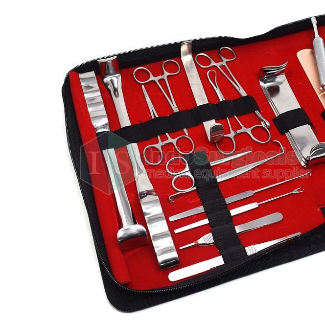 Laparotomy Pediatric Instruments Kit Manufacturer
