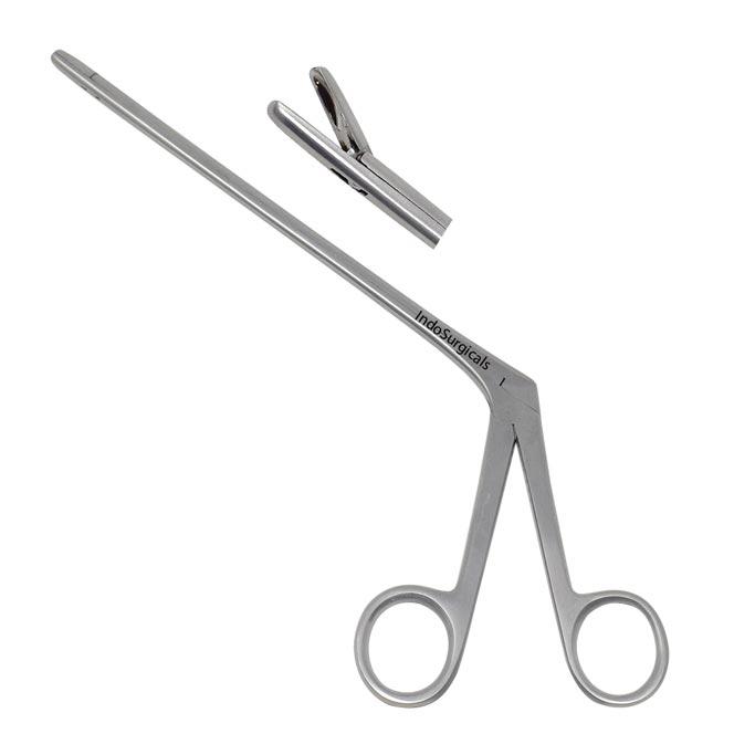 Disc Punch Forceps (Plain) Straight Supplier