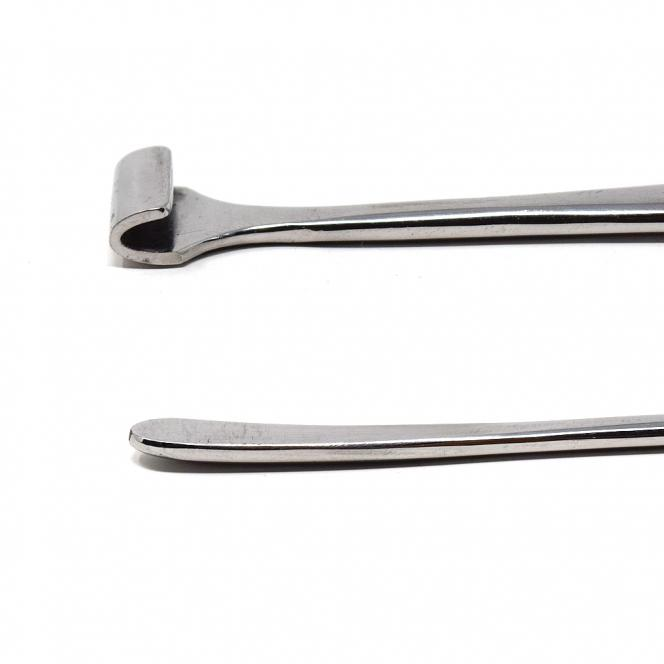Tonsil Dissector and Pillar Retractor