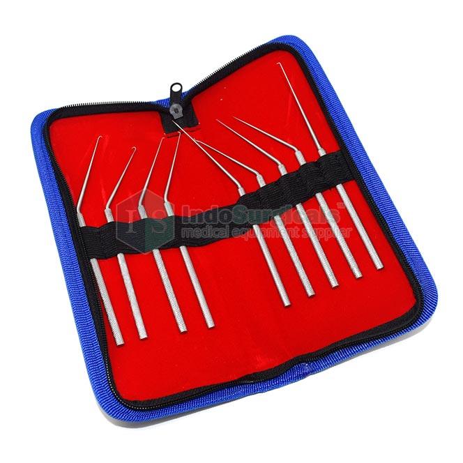 Stapedectomy Instruments Set of 9 Manufacturer, Supplier & Exporter