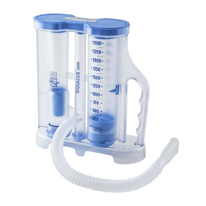 Breazer Volumetric Respiratory Exerciser Supplier
