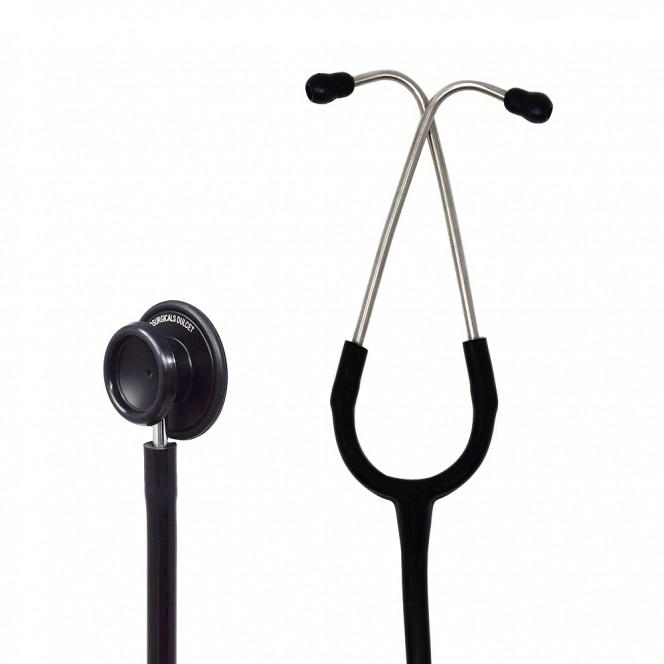 IndoSurgicals Dulcet Black Stethoscope Supplier