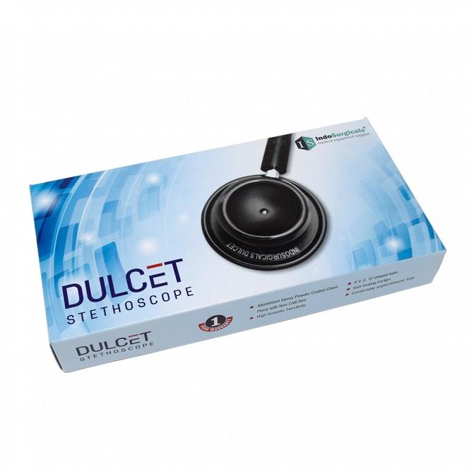 IndoSurgicals Dulcet Black Stethoscope Exporter