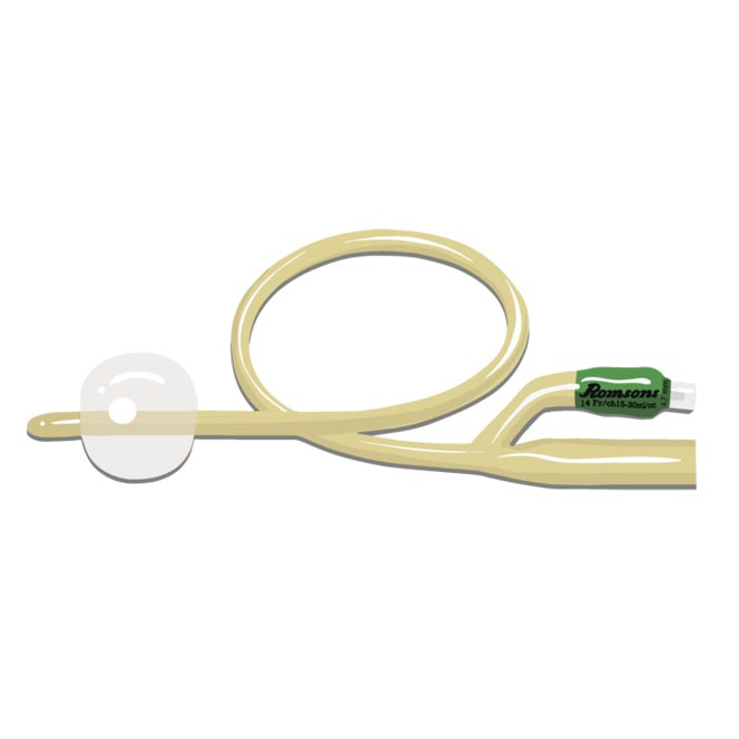 Uro Cath 2 Way Foley's Ballon Catheter